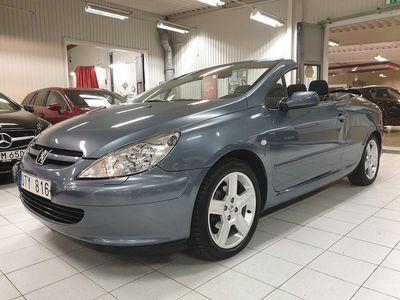 begagnad Peugeot 307 CC 2.0 136hk / M-värmare / V-hjul