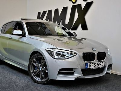 begagnad BMW 135 M i xDrive 5-door Taklucka Navi 2014, Halvkombi 239 000 kr