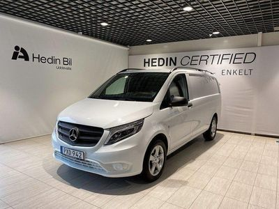 begagnad Mercedes Vito 119 CDI 4WD Lång