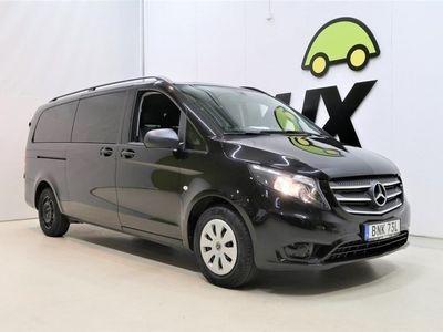 begagnad Mercedes Vito 116 CDI Tourer 7G-Tronic Plus 9-Sits 163hk