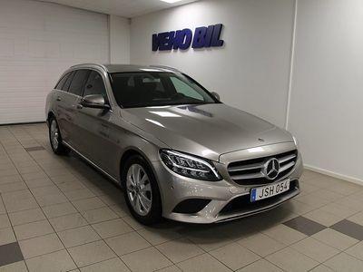 begagnad Mercedes C200 T d Kombi Dragkrok Värmare