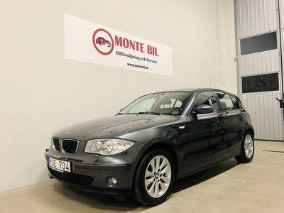 begagnad BMW 116 i Advantage, Comfort 116hk