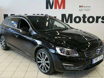 begagnad Volvo V60 D4 AWD KROK Momentum, Classic Euro 6 190hk