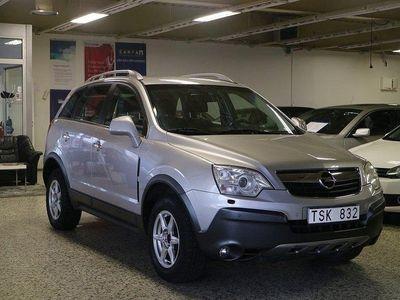 begagnad Opel Antara 3,2 4x4/Aut/DRAG/Lågamil/227HK