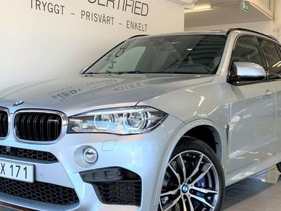 brugt BMW X5 M Steptronic 575hk