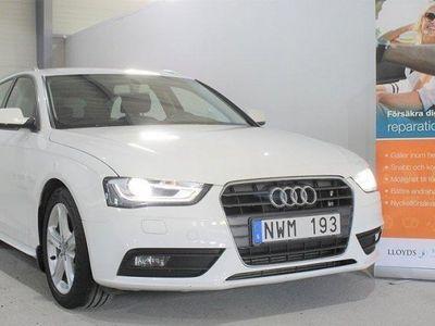 begagnad Audi A4 Avant 2.0 TDI DPF 163hk NYSERVAD