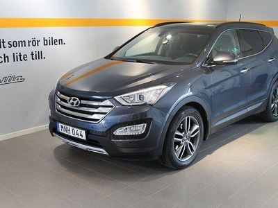 begagnad Hyundai Santa Fe 2.2 CRDi A6 4WD PremPlus5