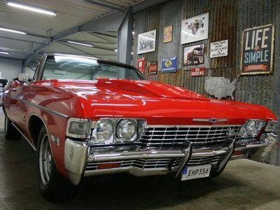 begagnad Chevrolet Impala cabriolet SS * POWER MEET *