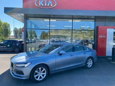 begagnad Volvo S90 D4 AWD Geartronic Momentum, Adv. Edition