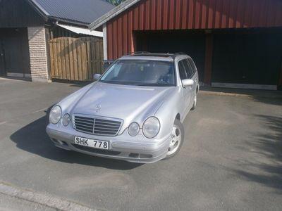 begagnad Mercedes 380 E380 3.8 2000