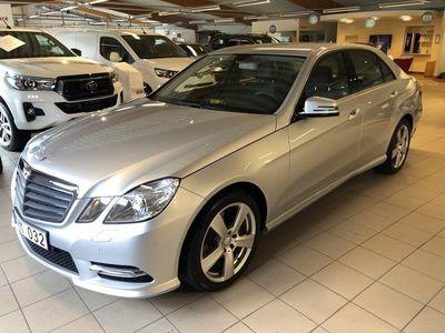 begagnad Mercedes E220 CDI BE BlueEFFICIENCY, LÅGA MIL, V-hjul