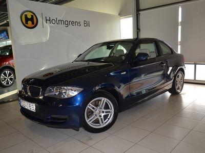 usado BMW 120 Coupé d / Automat / Låga mil