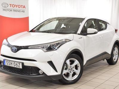 begagnad Toyota C-HR 1.8 Hybrid Active Vhjul