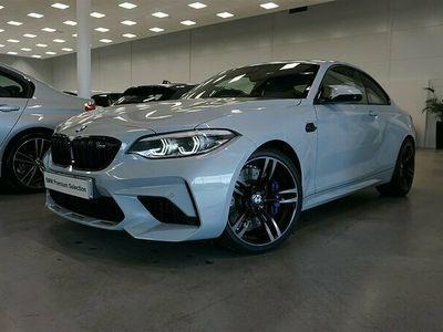 begagnad BMW M2 Competition H&K M Drivers Backkamera M Stol