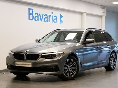 brugt BMW 520 d xDrive Touring Sport Line Aut Nypris 570.600:-