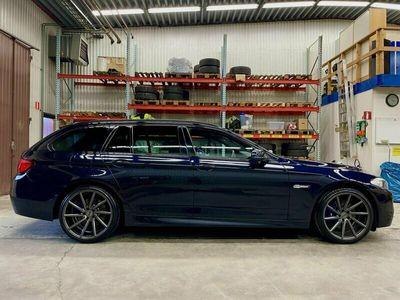 begagnad BMW 535 d Xdrive M-sport