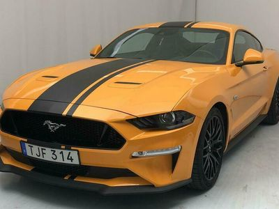 begagnad Ford Mustang GT V8 Fastback (450hk)