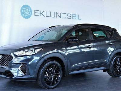 begagnad Hyundai Tucson N-Line Limited edition (185hk)
