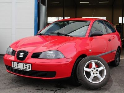 gebraucht Seat Ibiza 3-dörrar 1.2 64hk,OBS 16000 MIL,NY BESIKTAD