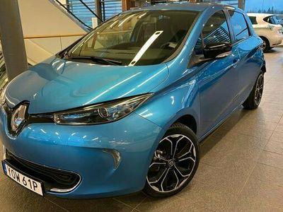 begagnad Renault Zoe R110 41 kWh Iconic batteriköp 2019, Halvkombi Pris 214 900 kr