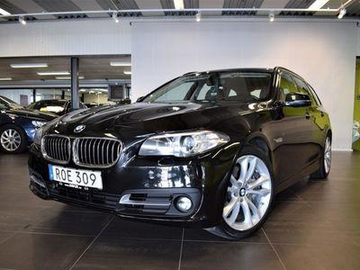 begagnad BMW 535 xDrive Touring Steptronic 313hk