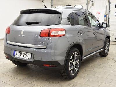 begagnad Peugeot 4008 e-Hdi 115hk PANO / ALLURE NAVI / 4X4