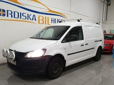 begagnad VW Caddy Maxi Life VW CADDY LB MAXI SKÅP 2.0TDI Leasingsbar Dobbel SKJUTDÖRR 2013, Personbil 89 900 kr