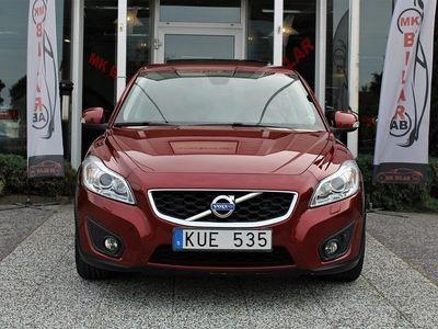 begagnad Volvo C30 2.0 Flexifuel Summum 145hk Taklucka -11