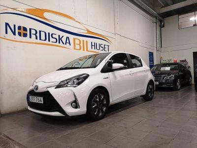 begagnad Toyota Yaris Hybrid 1.5 VVT-i Auto Euro 6 101hk