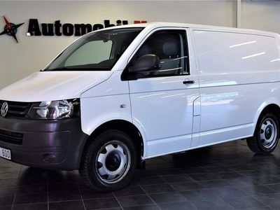 gebraucht VW Transporter 2.0 TDI Auto (180hk) 4 -10