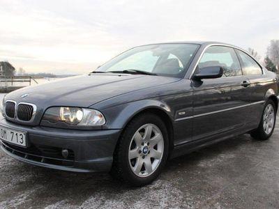 begagnad BMW 320 320 IC 2002