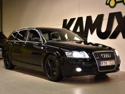 begagnad Audi A6 3.2 FSI Q 255hk | S-Line | Skinn