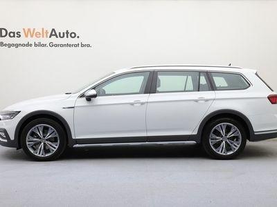 begagnad VW Passat Alltrack 2.0 TDI 4MOTION 190 HK DSG