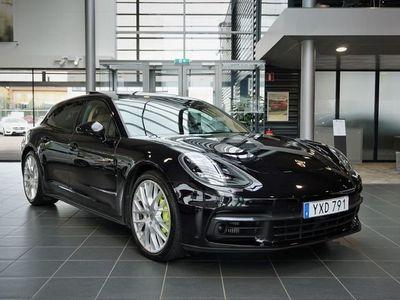 begagnad Porsche Panamera 4 E-Hybrid Sport Turismo 462hk Leasebar
