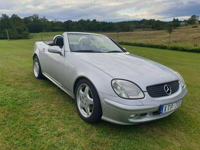 begagnad Mercedes SLK320