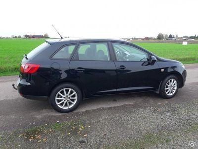 begagnad Seat Ibiza 1,2tsi combi 5 dörr -12