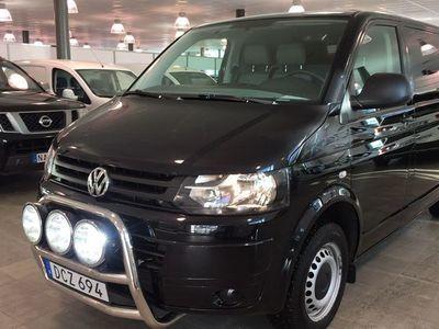 begagnad VW Transporter 2.0 TDI DSG Sekventiell, 140hk, 2014