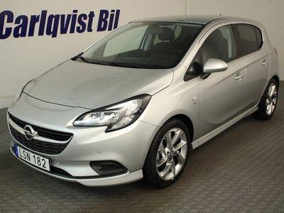 begagnad Opel Corsa 5DR 1.4T 101HK OPC Line