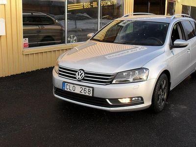 begagnad VW Passat 2.0 TDI BluemotionTechnology Variant 4Motion