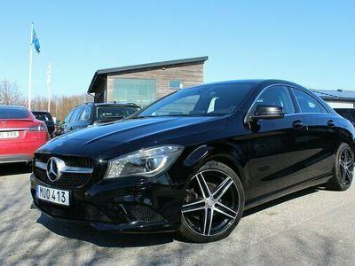 begagnad Mercedes 180 CLA Benz2016, Sportkupé Pris 164 900 kr