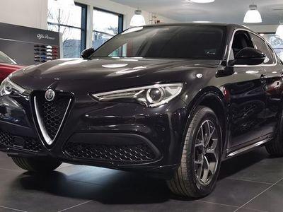 begagnad Alfa Romeo Stelvio Ti GME 200 AWD AT8
