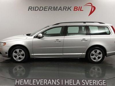 begagnad Volvo V70 2.4D Momentum 175hk Drag Mvärmare Välservad