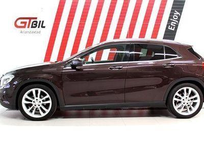 begagnad Mercedes 220 GLA BenzCDI 4MATIC Exclusive Eu6 2014, Halvkombi 185 900 kr