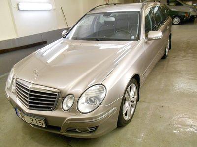 begagnad Mercedes E350 7G-Tronic 272hk Avantgarde