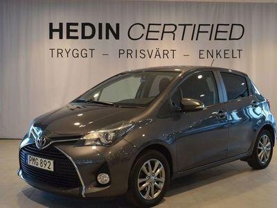 begagnad Toyota Yaris 5-dörrar 1.33 Dual VVT-i