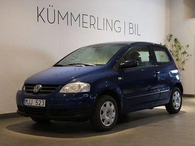 begagnad VW Fox 3-dörrar 1.2