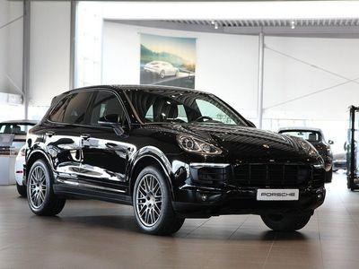 used Porsche Cayenne Diesel Platinum Edition