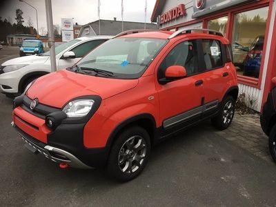 brugt Fiat Panda Cross 0,9 twinair 4X4 90hk -19