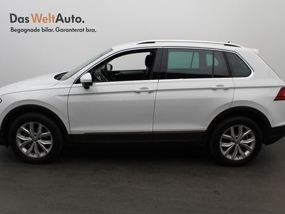 used VW Tiguan TDI 150 DSG7 4M / Executive / Drag / P-Värmare