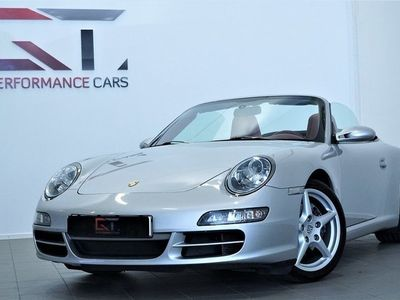 begagnad Porsche 911 Carrera Cabriolet 325hk